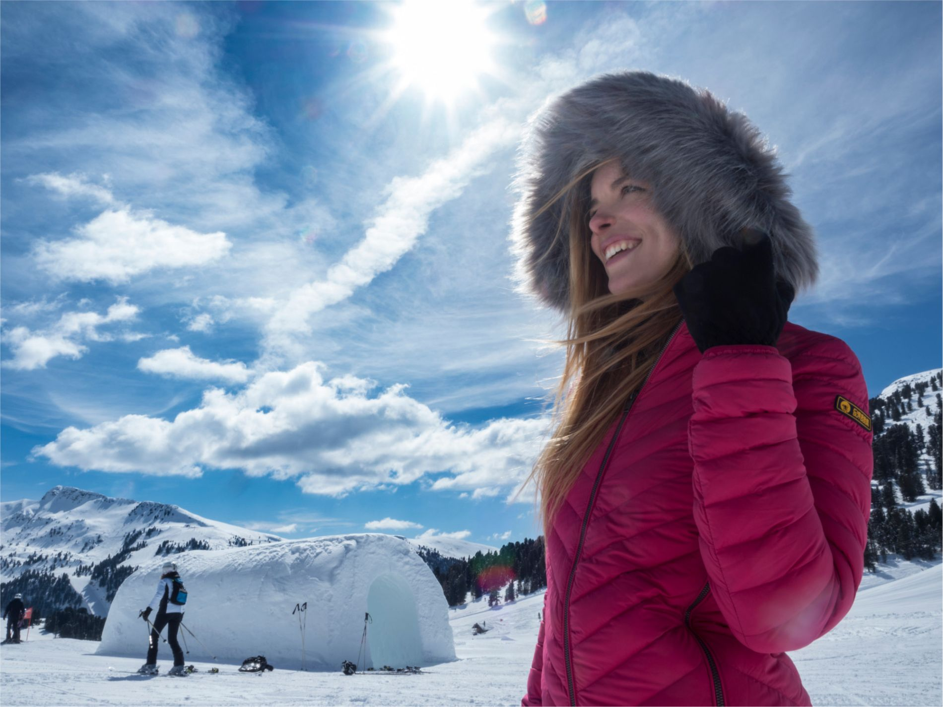 divertimento-sulla-neve-ski center latemar trentino alto adige