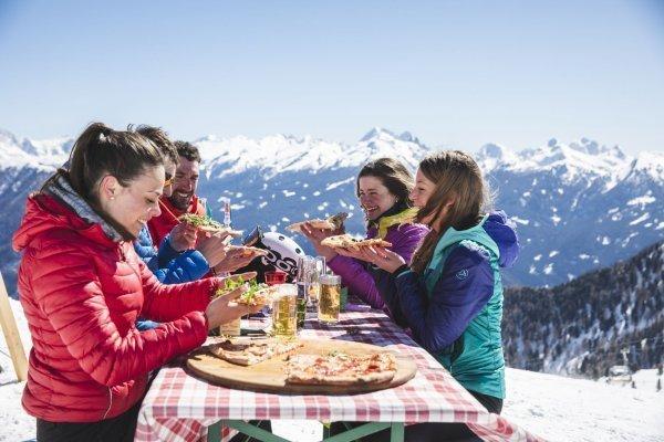 Ski Center Latemar - Hütten