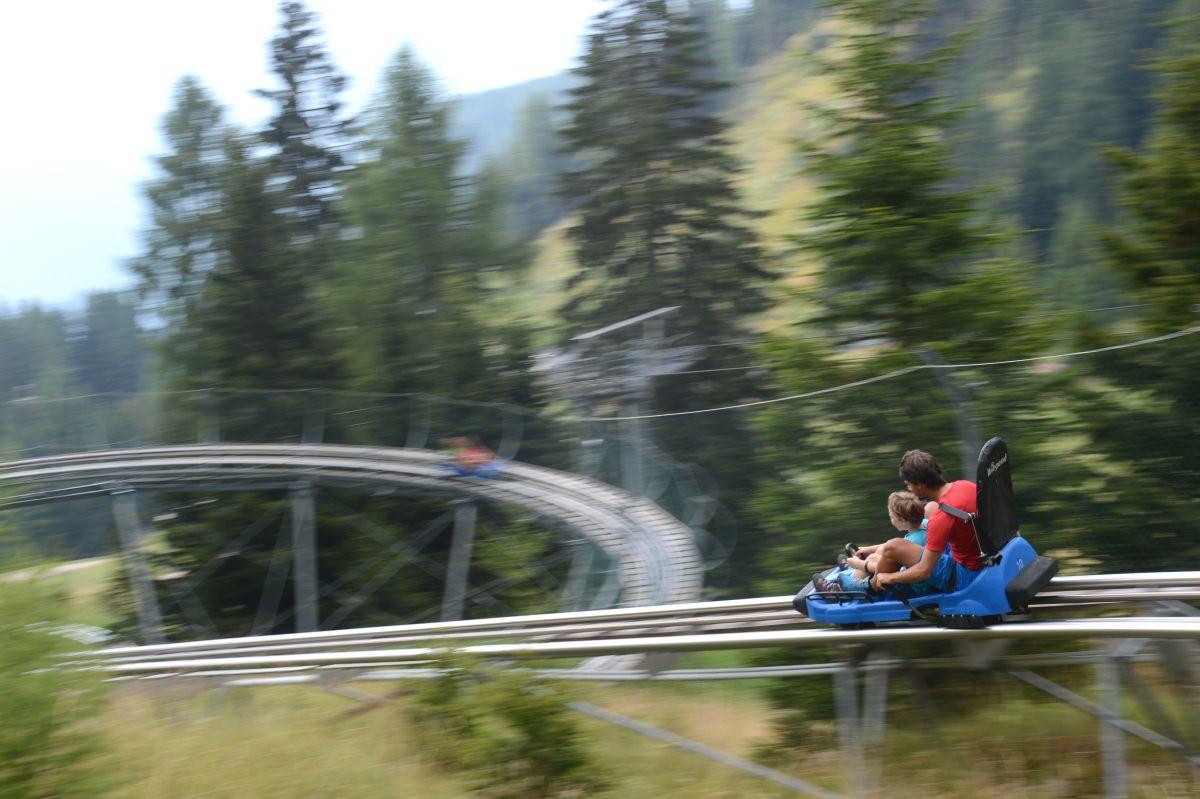 Alpine coaster Gardonè