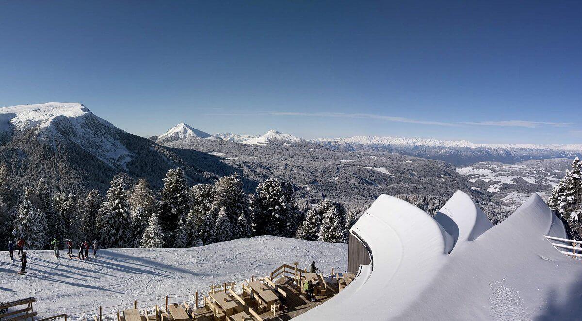 I migliori rifugi panoramici sulle Dolomiti del Latemar